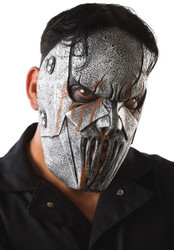 Slipknot Mick Mask face mens rock adult halloween costume accessory