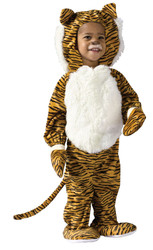 Tiger toddler costume 3T 4T