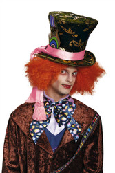 Alice Through The Looking Glass Mad Hatter PRESTIGE Adult mens Hat