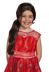 Elena of Avalor kids girls costume Wig accessory
