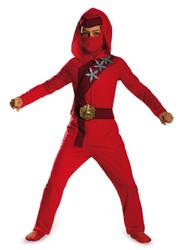 Red Fire Ninja Classic