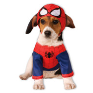 Spiderman Spider-man superhero pet dog costume