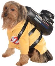 Ghostbusters Jumpsuit Pet dog cat animal halloween costume