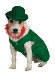 Leprechaun St. Patricks Day Pet dog cat animal  costume