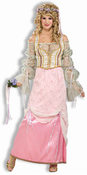 Gwenevere Gwenivere Camelot Pink Fairy adult womens Halloween costume