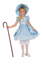 Li'il Bo Peep Little kids girls Halloween costume