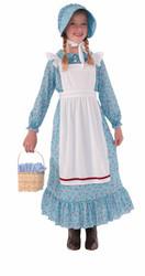 Pioneer Girl prairie dress kids girls Halloween Historical cotume