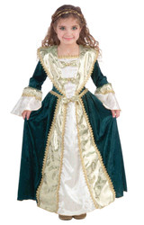 Southern Belle dress kids girls Gone with the Wind Halloween costume