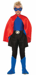 Super Hero Boot Tops kids girls boys costume