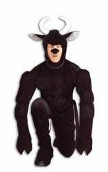 TORO THE TERRI bull horns animal couples matador adult mens halloween costume