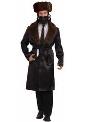 RABBI funny religious temple jewish robe biblical mens adult halloween costume