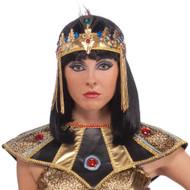 Egyptian Headband cleopatra adult womens Halloween costume
