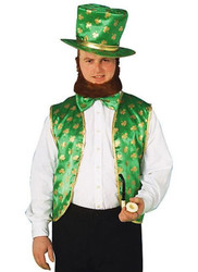 Leprechaun Kit Set adult mens St. Patrics Day costume accessory