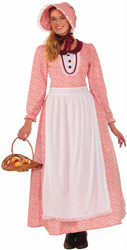 Pioneer Prairie adult womens Halloween historical costume