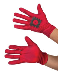 adult mens Deadpool Gloves costume accessory