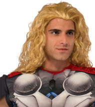 Avengers Age of Ultron Adult Thor Wig costume accessory