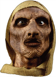 Mummy Mask Foam Latex Prosthetic Theatrical SFX