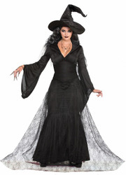 Black Mist Witch adult womens Halloween costume