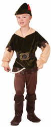 Archer Huntsman Boy's Costume