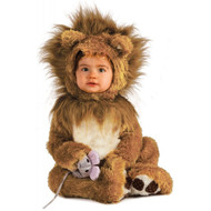 LION CUB animal king baby jungle halloween costume