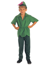 Peter Pan Lost Boy Kids/Toddler Costume