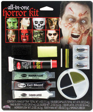 Family Size All In One Horror Makeup Kit