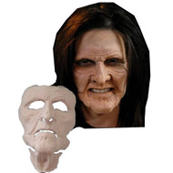 Haggis Old Witch Hag Mask Foam Latex Prosthetic Professional Grade