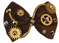 Steampunk Bowtie adult mens Halloween accessory