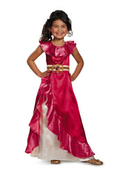 Elena of Avalor Adventure Dress Classic disney princess kids girls costume dress