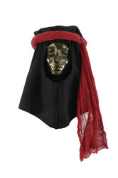 Prince of Persia Arab Headwrap Mask