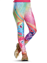 My Little Pony Movie Child Footless Leggings