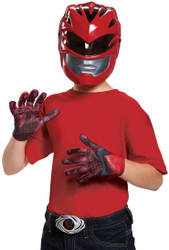 Red Ranger Movie Child Accessory Kit