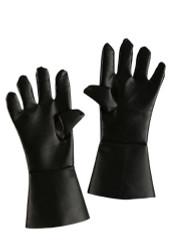 Hello Neighbor Black Gloves Hazmat Adult Halloween Costume