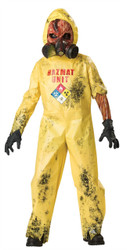 InCharacter Hazmat Hazard Zombie Undead Boys Child