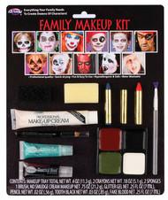 Family Hallowen Face Paint Kit