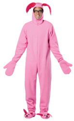 A Christmas Story - Bunny Suit Adult Standard Size