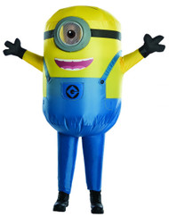 kids Inflatable Stuart Minion child Despicable Me Halloween costume