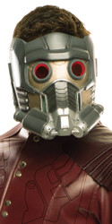 DELUXE adult Guardians of the Galaxy 2 Starlord Mask halloween costume