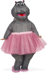 Inflatable Hippo adult womens mens Halloween costume