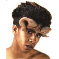 Reel F/X - Latex Ram Horns adult Halloween costume accessory