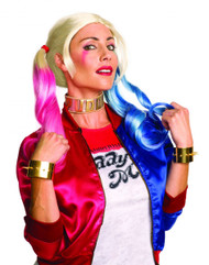 Harley Quinn Jewelry Set Halloween costume accessory Suicide Squad