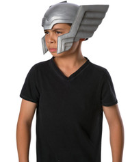 kids Thor Helmet Avengers Assemble boys Halloween costume accessory