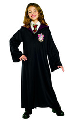 Gryffindor Robe kids girls Hermione Harry Potter Halloween costume