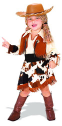 Cowgirl western cowboy kids girls Halloween costume
