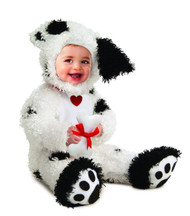 Dalmatian dog kids infant baby toddler girls Halloween costume