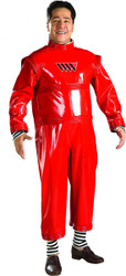 adult Oompa Loompa Charlie and the Chocolate Factory mens Halloween Costume