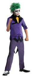Joker Gotham Batman kids boys Halloween costume