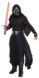 Deluxe Kylo Ren Star Wars The Force Awakens adult mens Halloween costume