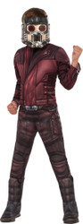 deluxe muscle Starlord Guardians of the Galaxy boys kids Halloween costume