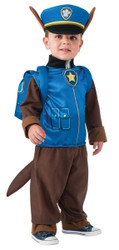 Chase Paw Patrol police officer puppy German Shepard Halloween costume